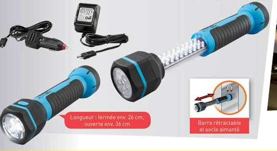 Baladeuse Led Rechargeable Dealabs Com