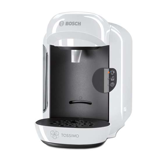 cafetiere bosch tassimo vivy t12 gratuite port inclus. Black Bedroom Furniture Sets. Home Design Ideas
