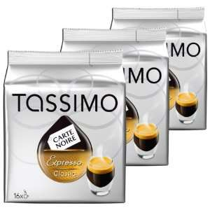 lot de 3 paquets de t discs tassimo. Black Bedroom Furniture Sets. Home Design Ideas