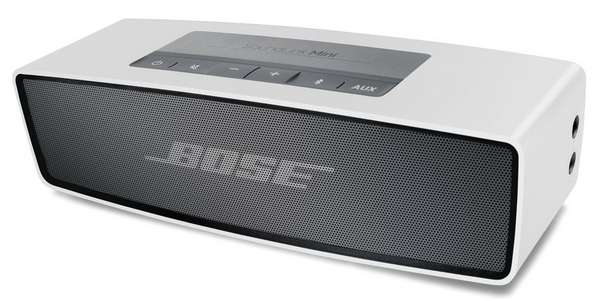enceinte amplifi e sans fil bluetooth bose soundlink mini. Black Bedroom Furniture Sets. Home Design Ideas