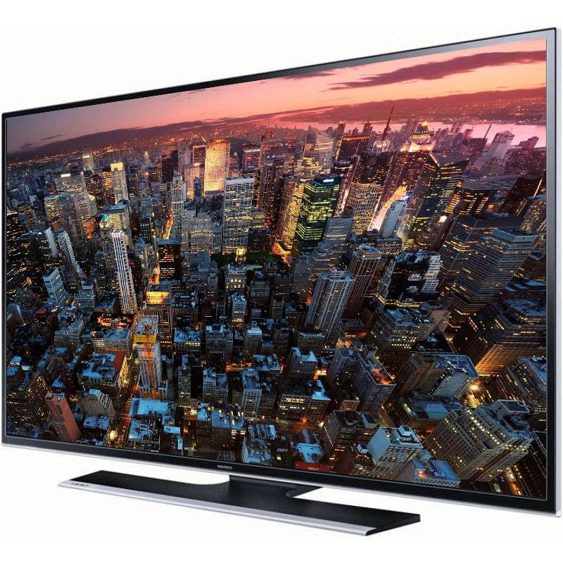 tv 55 samsung 55hu6900 4k uhd avec odr 150. Black Bedroom Furniture Sets. Home Design Ideas