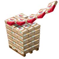60 sacs de 15kg de granul s de bois total pellet premier for Brico pellet