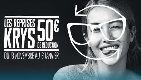 d6f3d326a9aa8 50€ de réduction en rapportant vos anciennes lunettes – Dealabs.com