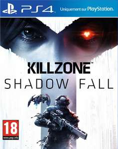 10€ de réduction sur une sélection de jeux-video -Ex: Jeu PS4 Killzone Shadow fall