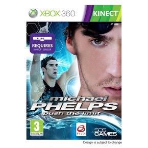 Jeu Michael Phelps : Push The Limit xbox360