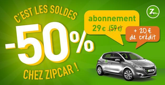 50% de réduction sur l'abonnement annuel + 20€ de crédit offerts