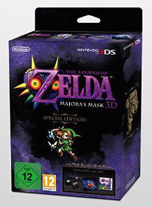 [Précommande] Jeu The Legend of Zelda: Majora's Mask Edition Spéciale sur 3DS