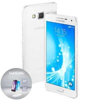 Smartphone Samsung Galaxy A5 (blanc ou noir) + Enceinte Jawbone Mini Jambox offerte (50€ ODR)