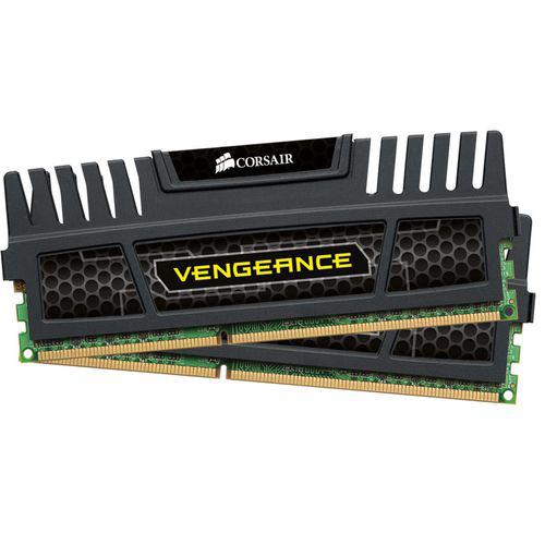 Mémoire RAM DDR3 Corsair Vengeance 1600MHz C9 8 Go (2x4Go)