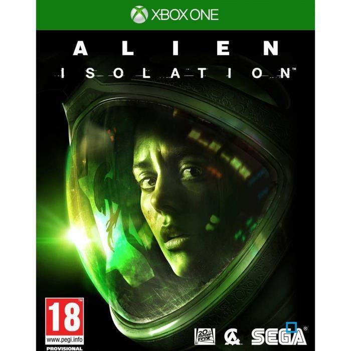 Jeu Alien Isolation Edition Limitée Nostromo sur Xbox One