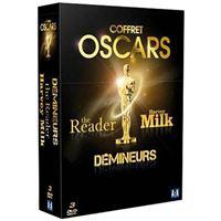 Coffret 3 Films en DVD - Oscar 2010 : The Reader, Harvey Milk, Démineurs