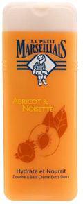Gel douche Le Petit Marseillais  Abricot Noisette 650ml