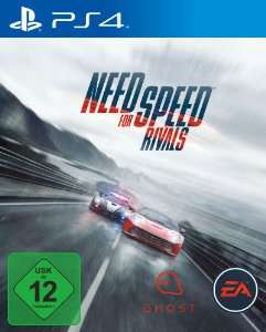 Jeu Need for Speed: Rivals sur PS4