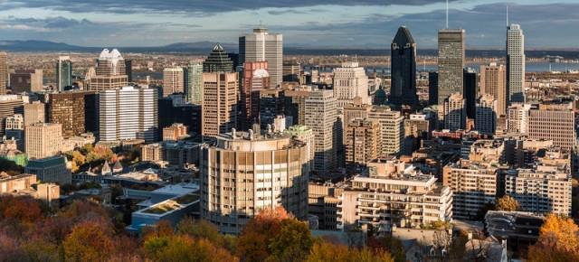 Vol A/R Direct Paris - Montreal