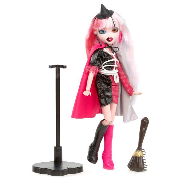 Sélection de poupées Bratzillaz à 90% - Ex : Bratzillaz Cloetta Spelletta