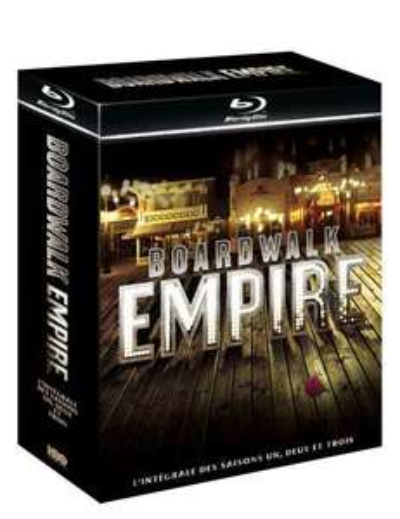 Coffret Blu-ray - Boardwalk Empire : L'intégrale des saisons 1 à 3