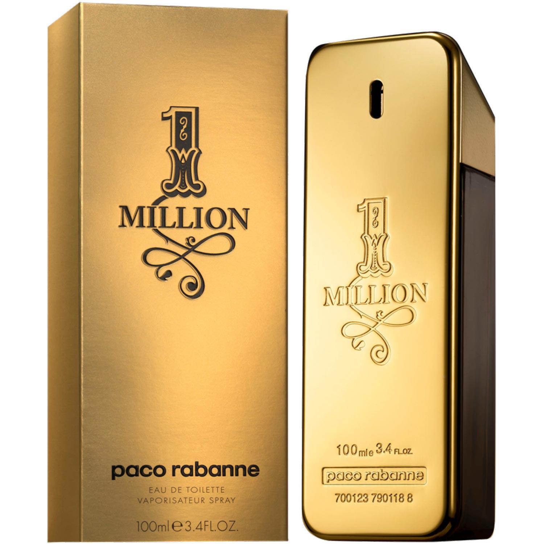 Parfum 1 Million Eau de toilette 100 ml - Homme - Paco Rabanne