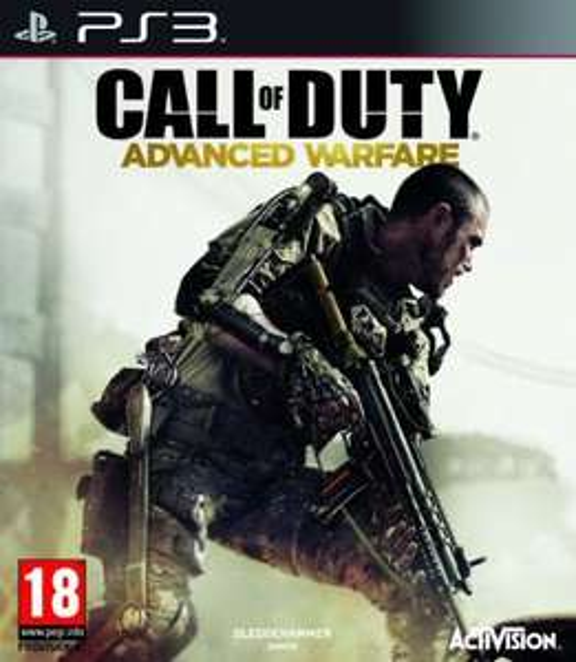 Jeu PS3 Call of Duty Advanced Warfare