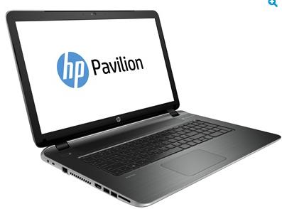 "PC Portable 17"" HP Pavilion 17-f111nf - AMD A8-6410 - 4 Go ram"