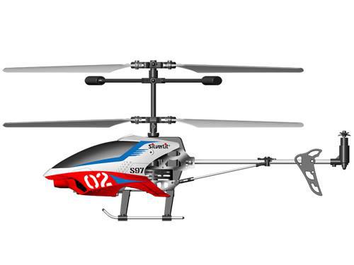 Sélection d'hélicoptères radiocommandés Silverlit en promo - Ex : Sky Unicorn