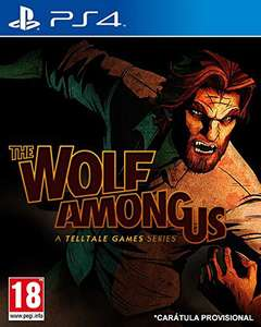 Jeu The Wolf Among Us Ps4 ou Xbox one