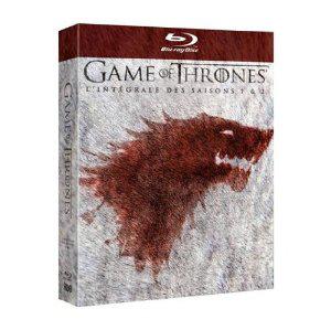 Blu-ray Game of Thrones Saison 1 et 2