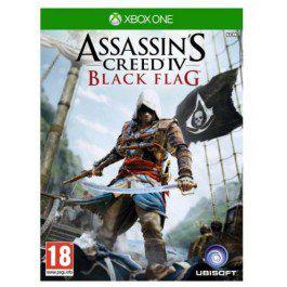 Jeu (dématérialisé) Assassin's creed black flag sur Xbox one