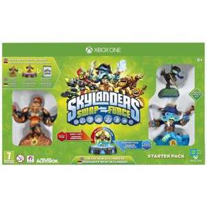 Pack de Démarrage Skylanders Swap Force Xbox  One