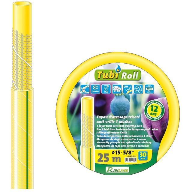 Tuyau d'arrosage Tubi Roll PRTA50J15 - 50m