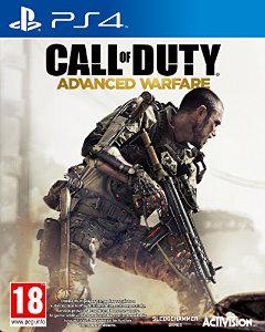 Jeu Call of Duty: Advanced Warfare sur PS4