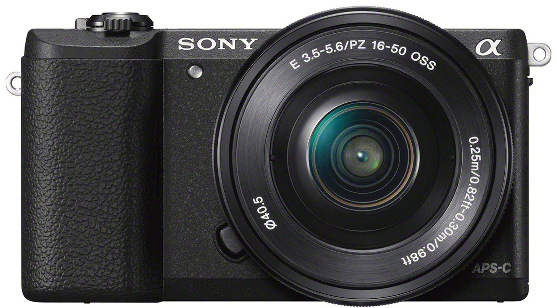 appareil photo Sony A5100 noir + objectif 16-50 mm