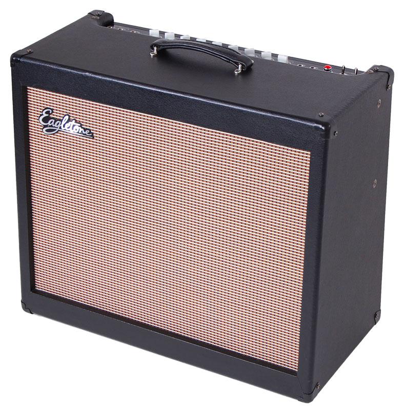 Ampli Combo Guitare à Lampes Eagletone Steady 50R