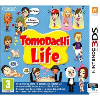 Tomodachi Life sur 3DS