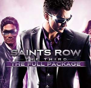 Bundle Saint Row 2 + Saint Row The Third + 17 DLC sur PC (Dématérialisé - Steam)