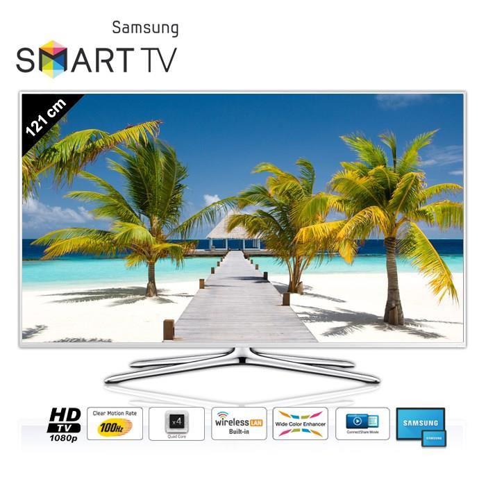 TV LED Samsung UE48H5510 - Smart TV Full HD 121cm