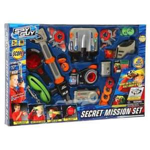 Coffret d'espionnage complet Spy Guy - Secret mission set