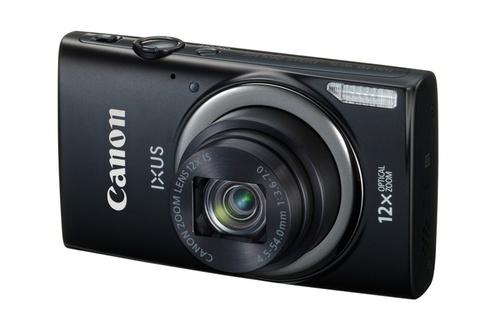 Appareil photo Canon IXUS 265 HS - Noir (+ 30€ en carte cadeau)