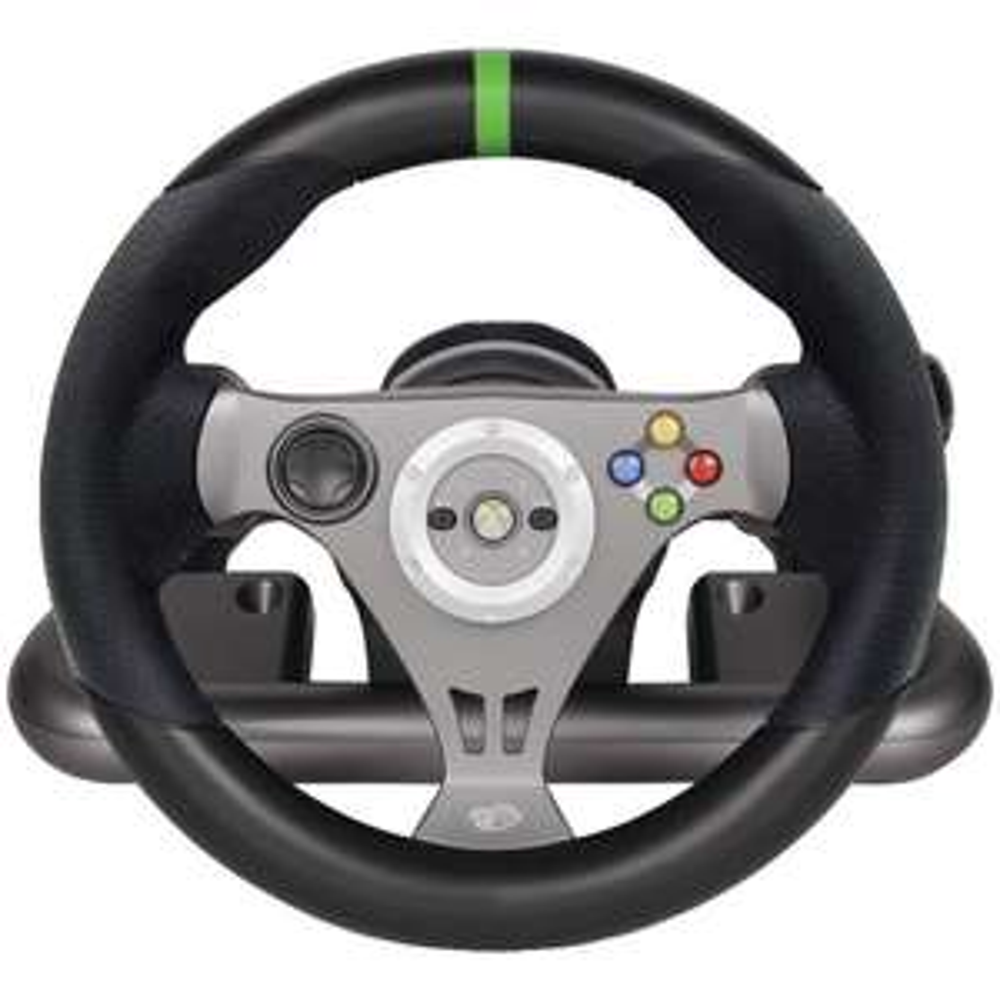 Volant de course sans fil Mad Catz Racing Wheel Xbox 360