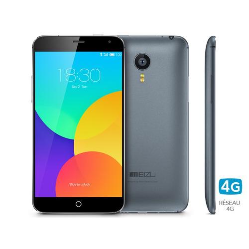 """Smartphone 5.36"""" Meizu MX4 16 Go Gris (4G) (Avec ODR de 30€)"""