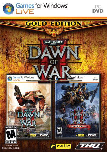 Warhammer 40.000 Dawn Of War II Gold Edition sur PC