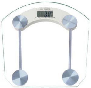 Pèse personne en verre Impuls - 180kg Max / précision 100g