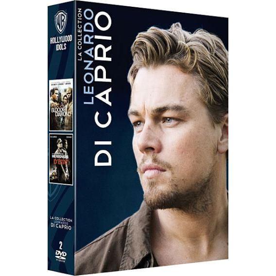 Coffret DVD Di Caprio 2 films (Blood diamond et Mensonges d'Etat)