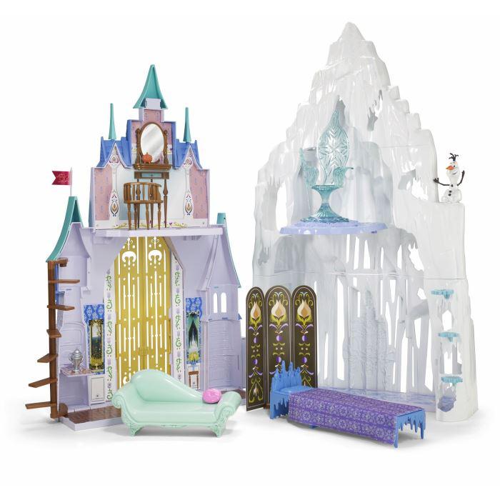 Maison de poupée la Reine des Neiges
