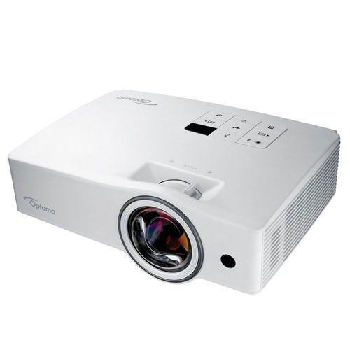 Vidéoprojecteur Optoma DLP 3D - LED+ - WXGA - 2500 Lumens - Contraste de 100 000:1