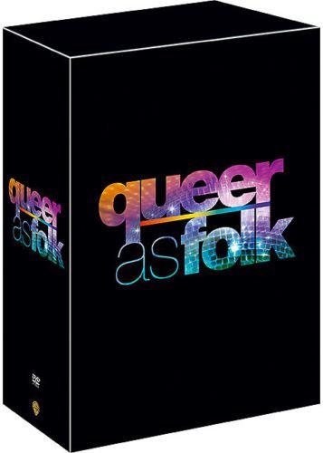 coffret 24 DVD Queer as folk - l'intégrale des 5 saisons