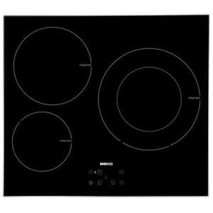 Table de cuisson induction HII402ATX Beko
