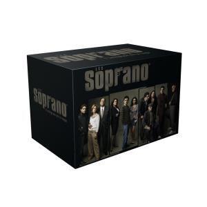 Coffret DVD intégrale Sopranos