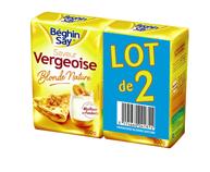 Vergeoise blonde nature Beghin Say (1.43 sur la carte Auchan)