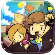 Jeu Tobe & Friends Hookshot Escape gratuit sur iOS (au lieu de 1,99€)