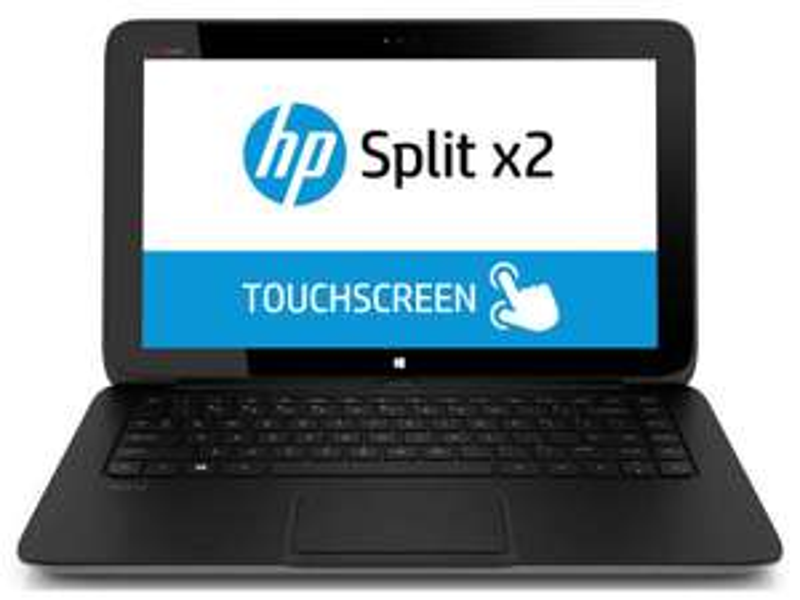 "PC hybride tactile 13"" HP Split 13-m170ef X2 - i3-4010Y - 64 Go - HD 4600 Windows 8"